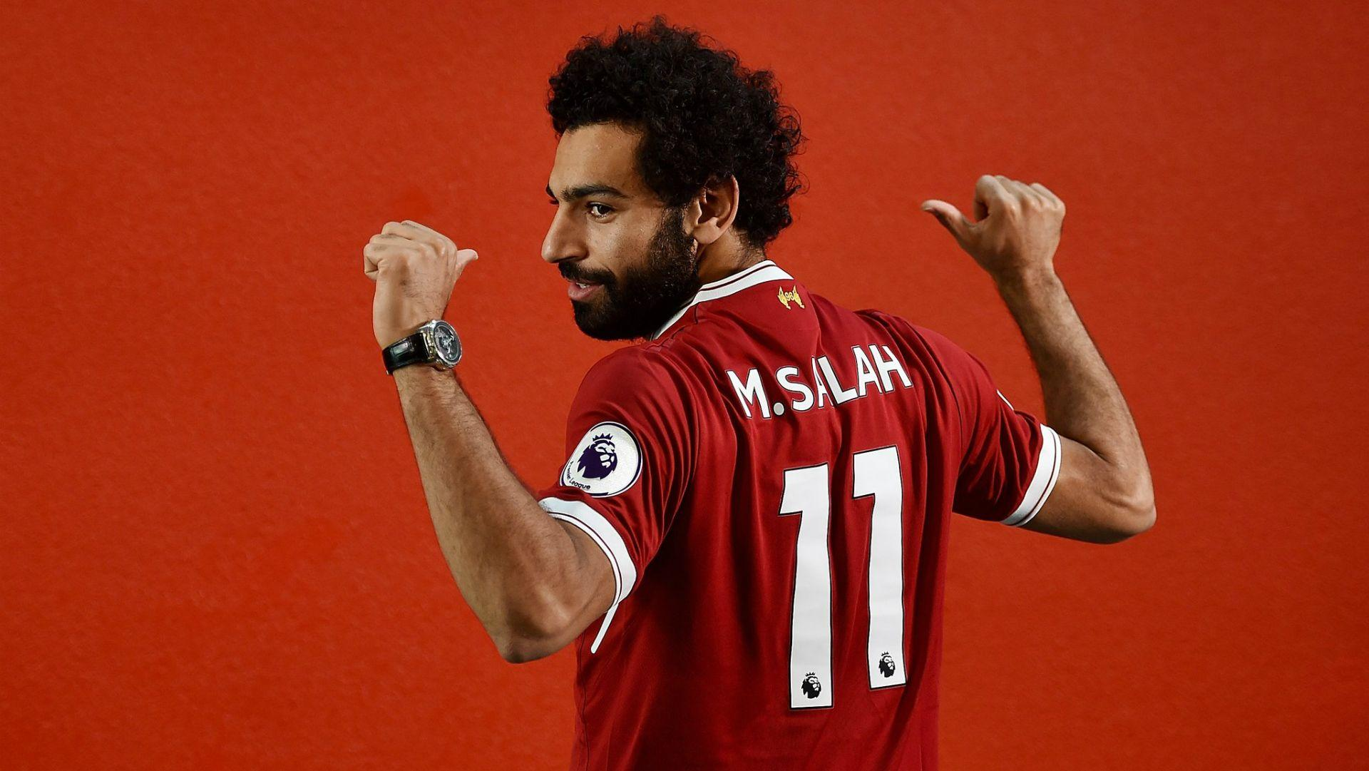 Mo Salah Wallpapers