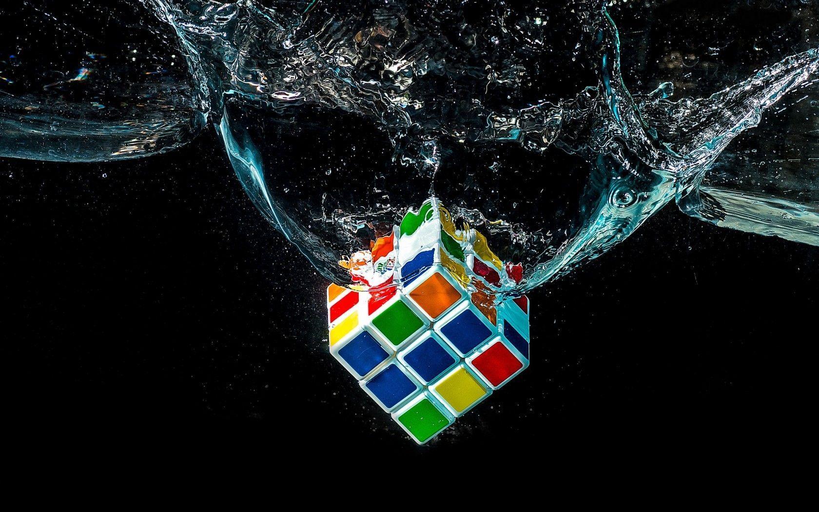 Rubik Cube Wallpapers Wallpaper Cave