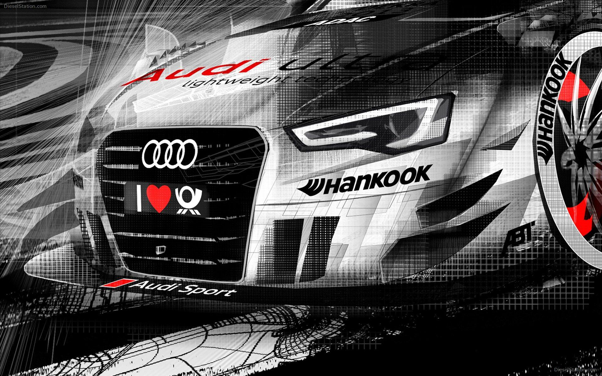 Audi RS 5 DTM 2013 Widescreen Exotic Car Image #04 of 22 : Diesel ...