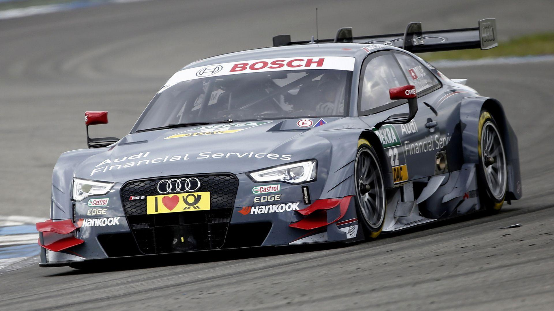 2014 Audi RS5 DTM Full HD Wallpaper and Background Image ...