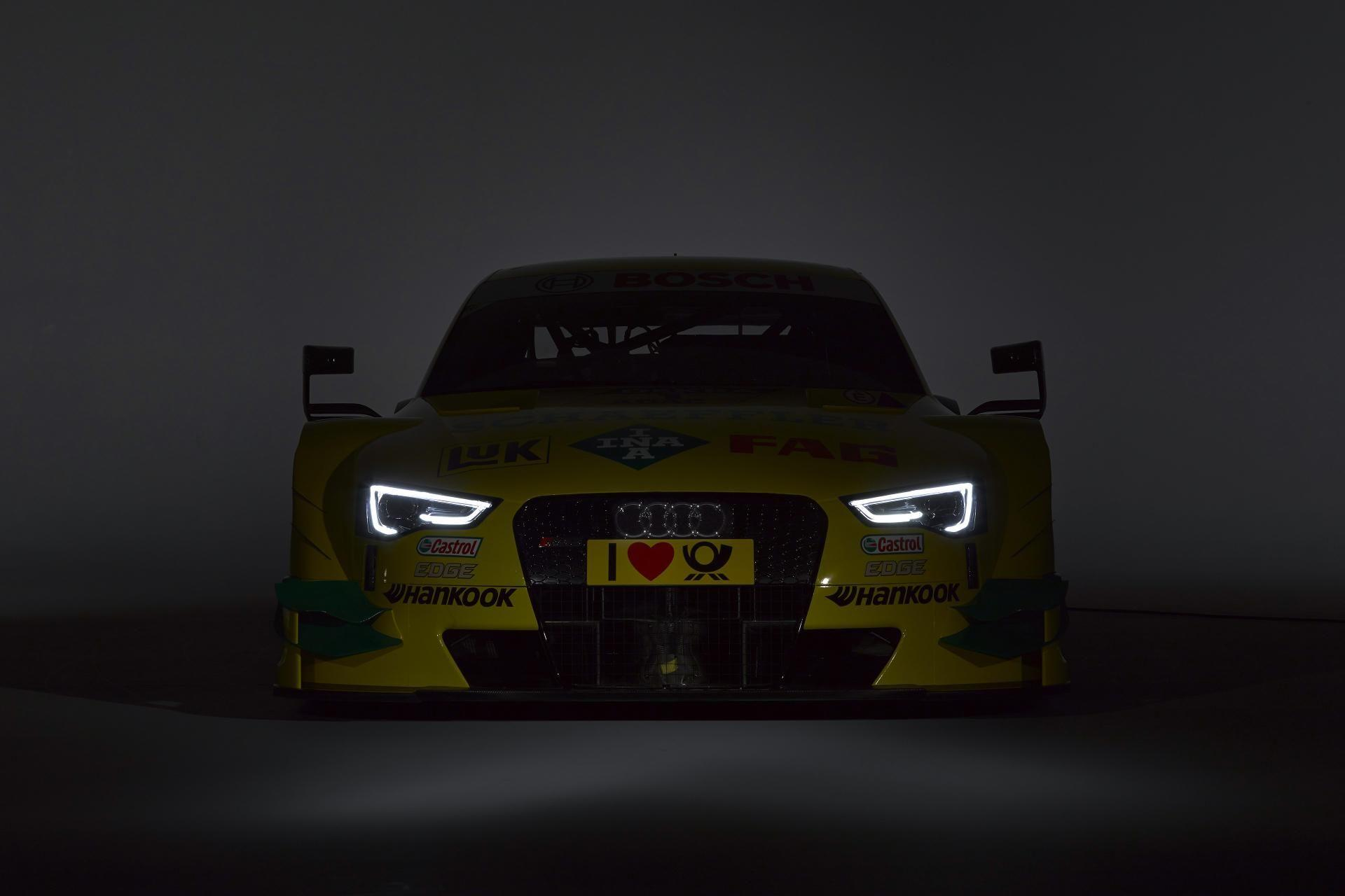 2014 Audi RS 5 DTM Pictures, News, Research, Pricing, msrp ...