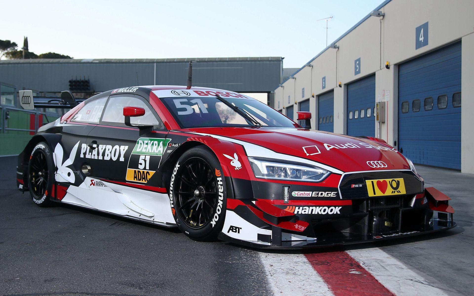 Audi RS 5 DTM (2017) Wallpapers and HD Images - Car Pixel