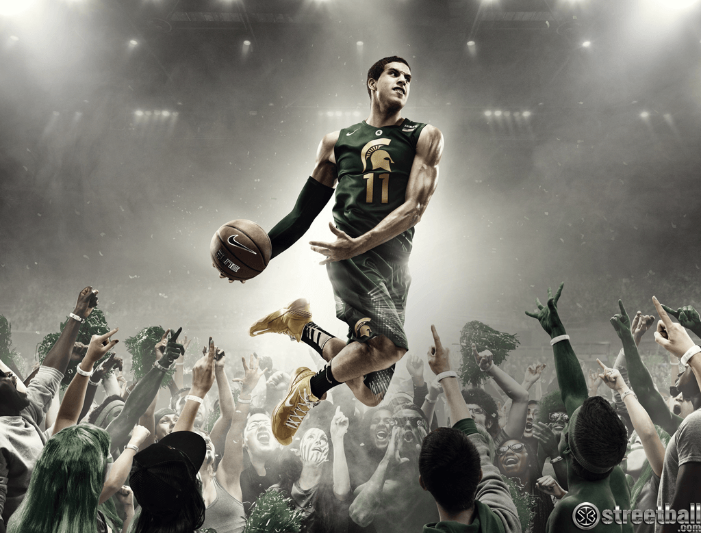 Uk Basketball: Michigan State Basketball Wallpapers