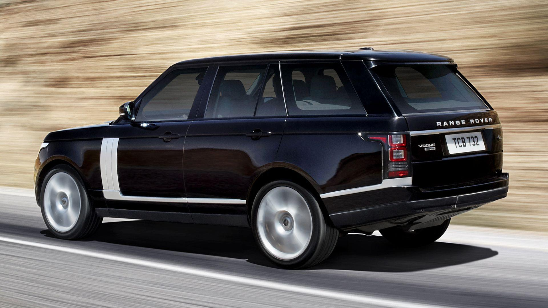 Range Rover Vogue Wallpapers Wallpaper Cave