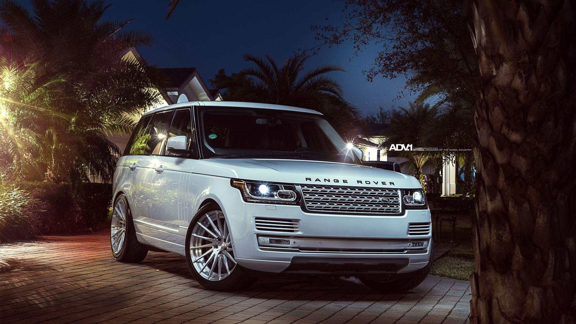 Range Rover Vogue Wallpapers