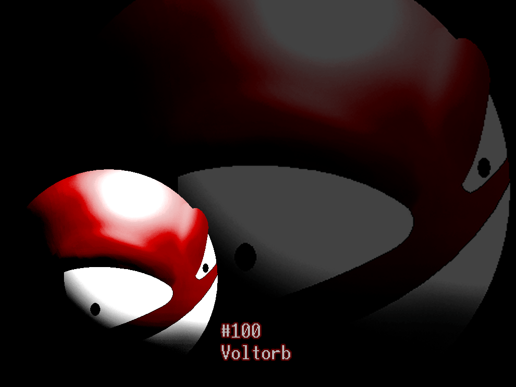 Voltorb Wallpapers by Sethial