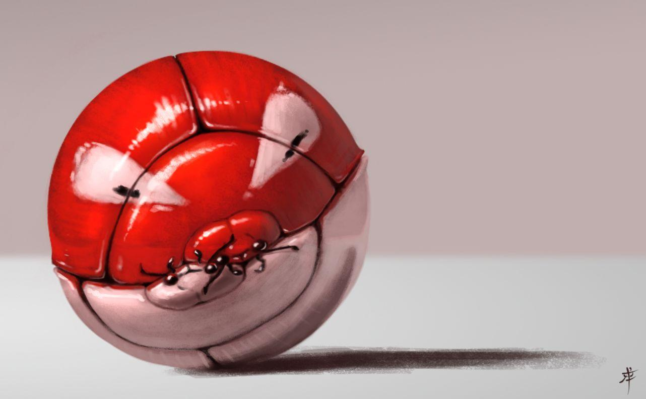 Voltorb by rob