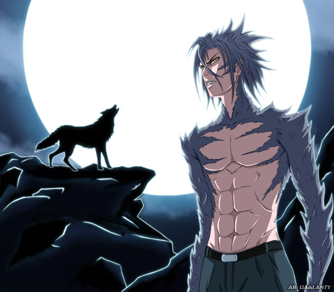 werewolf anime wallpapers wallpaper cave