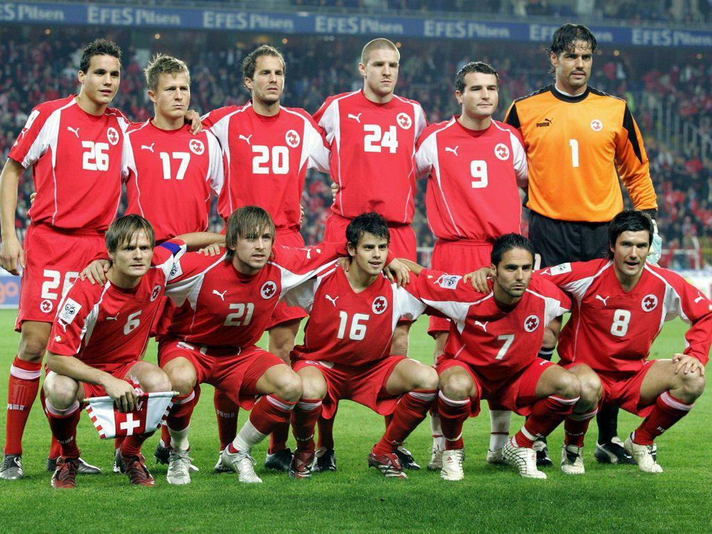 Switzerland National Football Team Teams Background