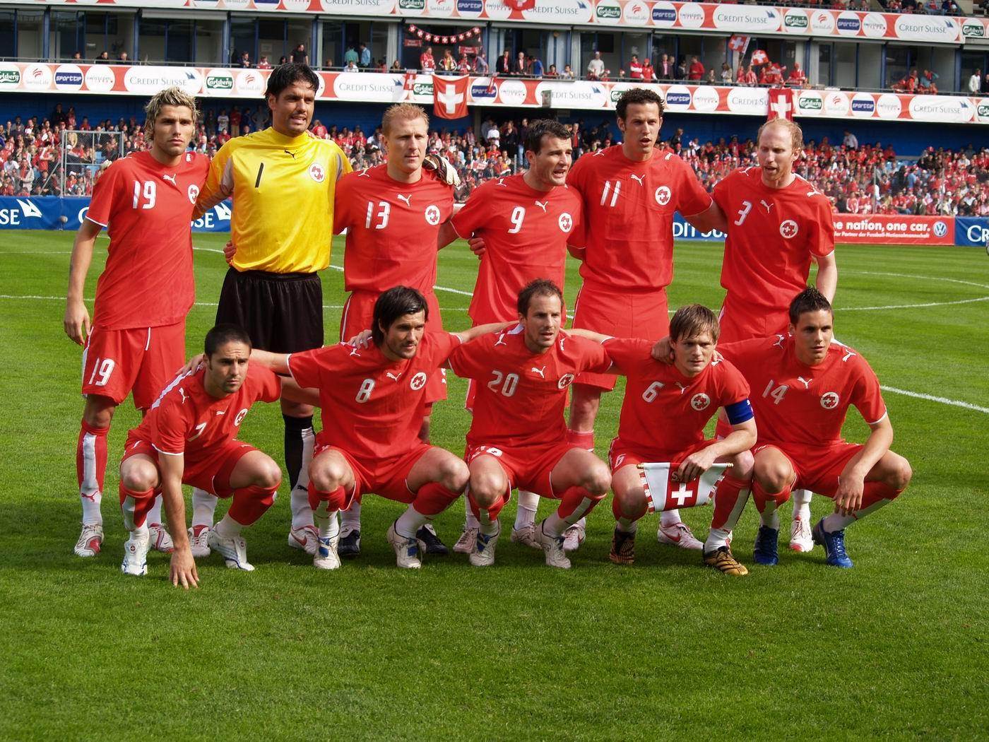 Switzerland National Football Team Teams Background 2