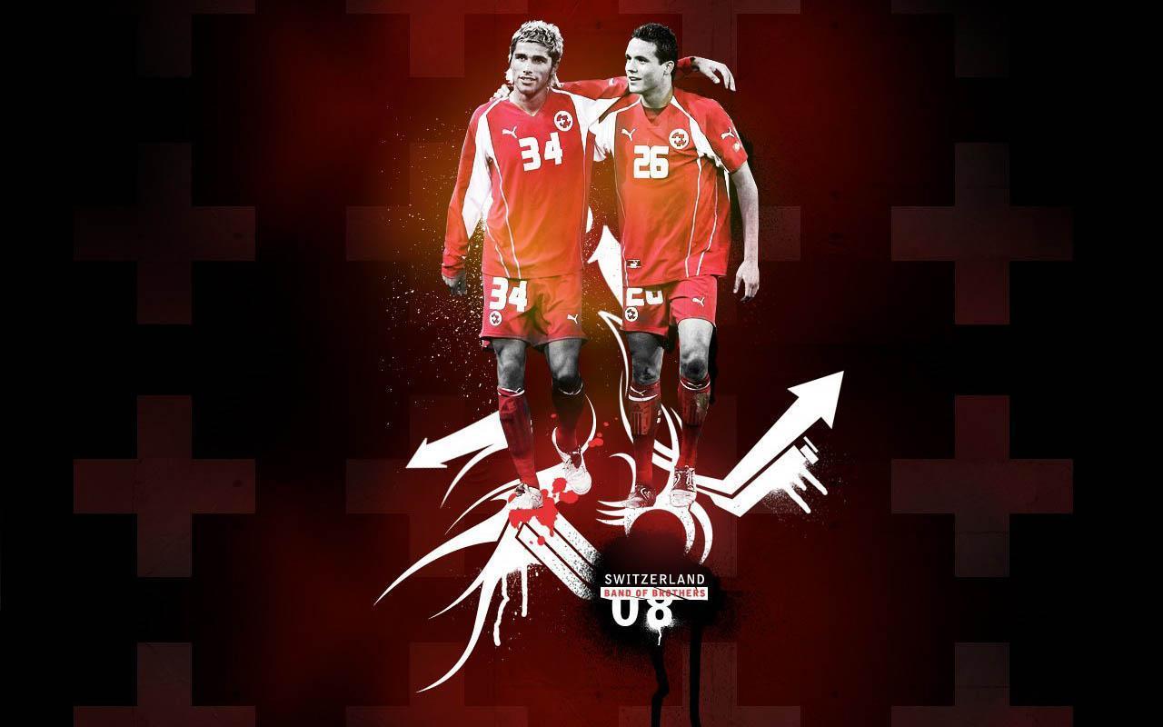 Switzerland National Football Background 8