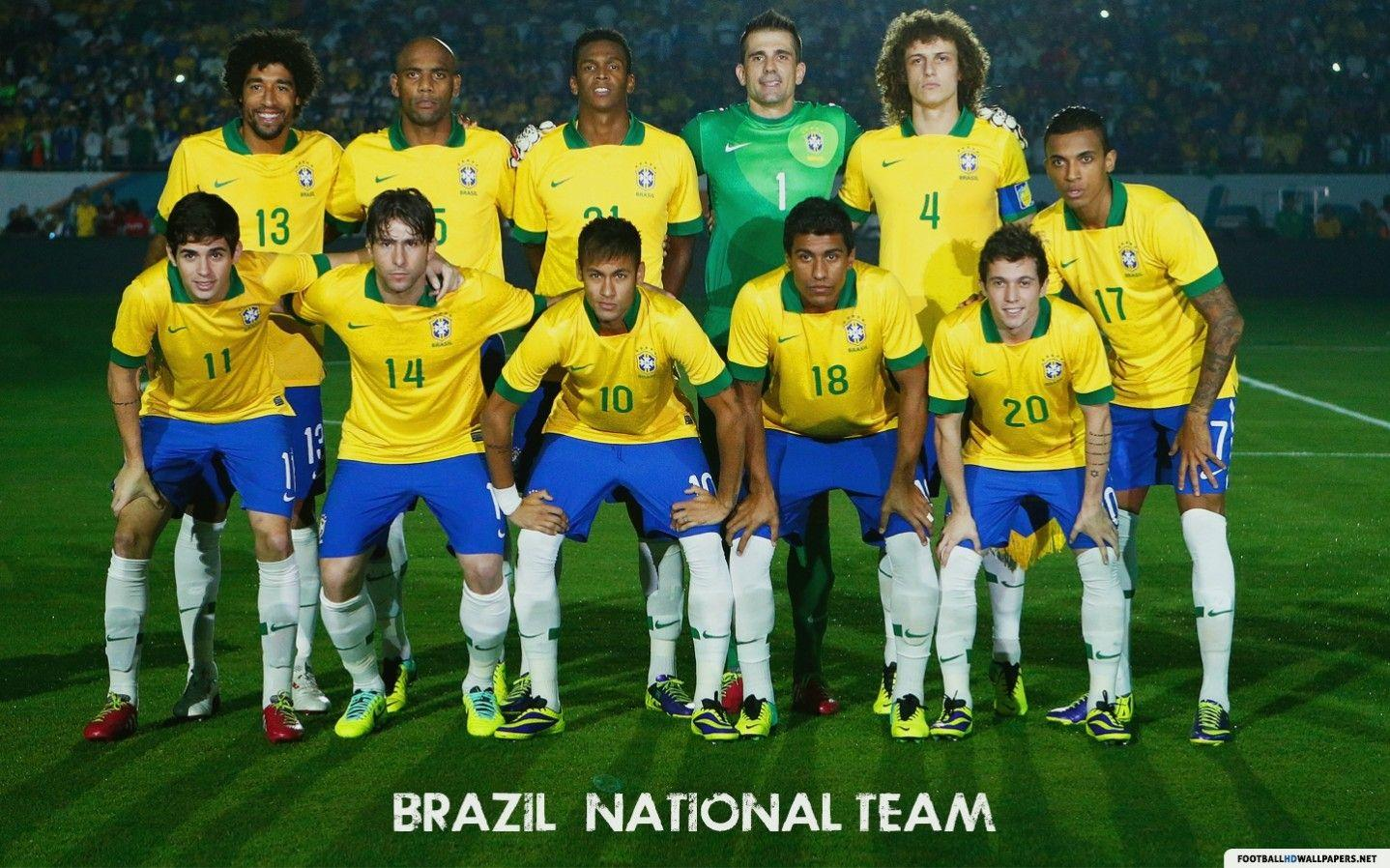 Brazil National Football Team Teams Background 2