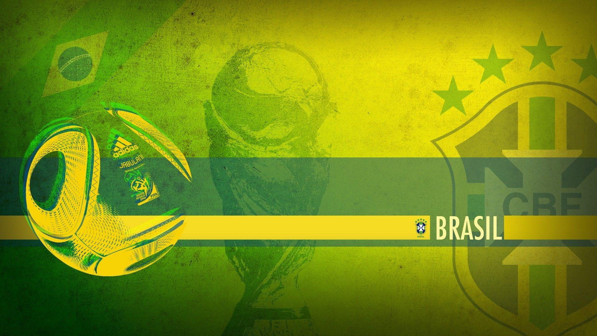 Brazil National Football Team Teams Background 6