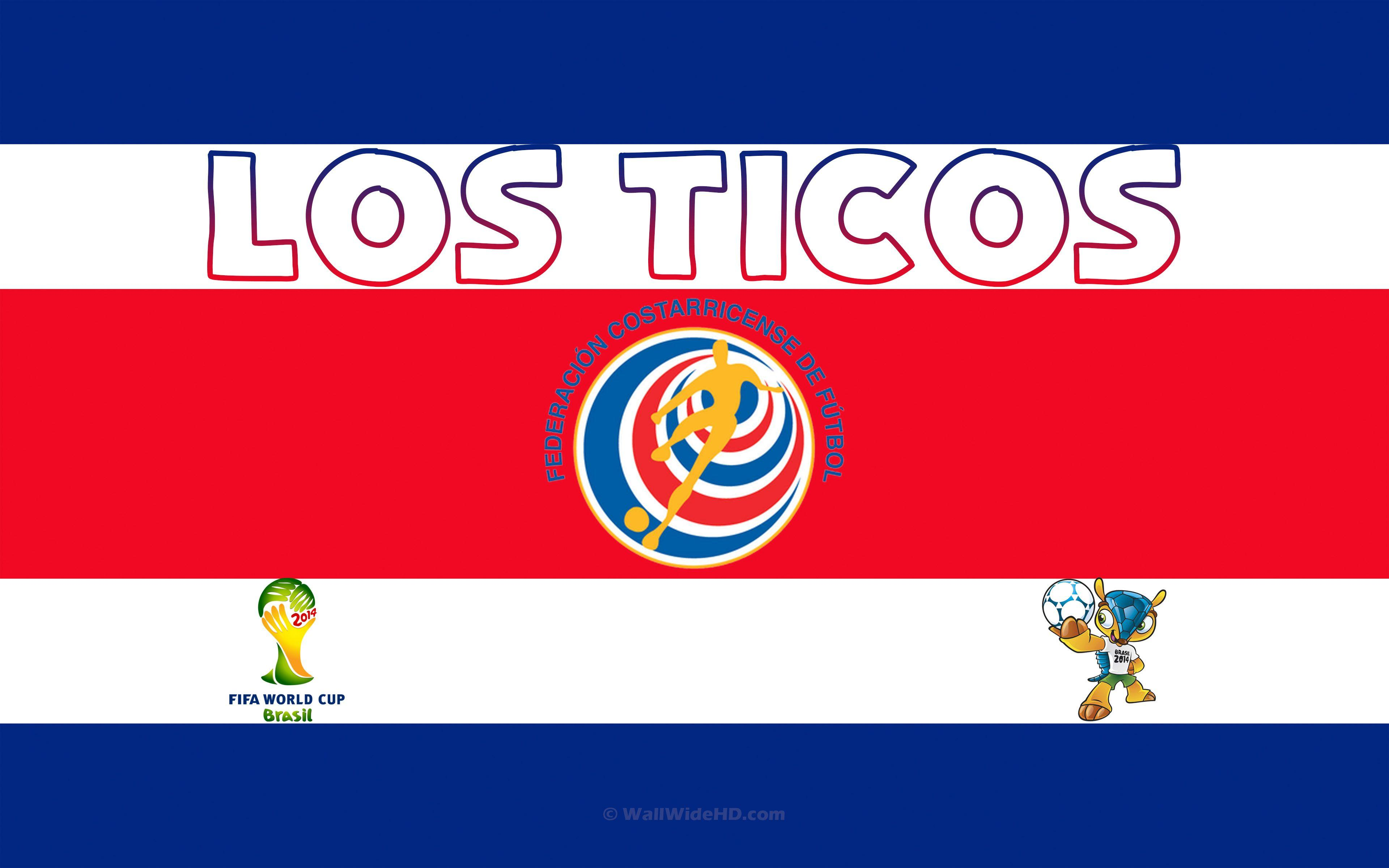 Costa Rica Football Wallpapers