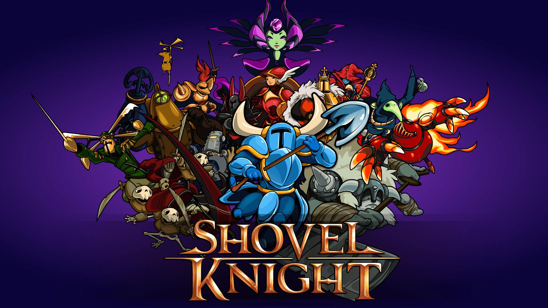 Shovel Knight Wallpapers Wallpaper Cave