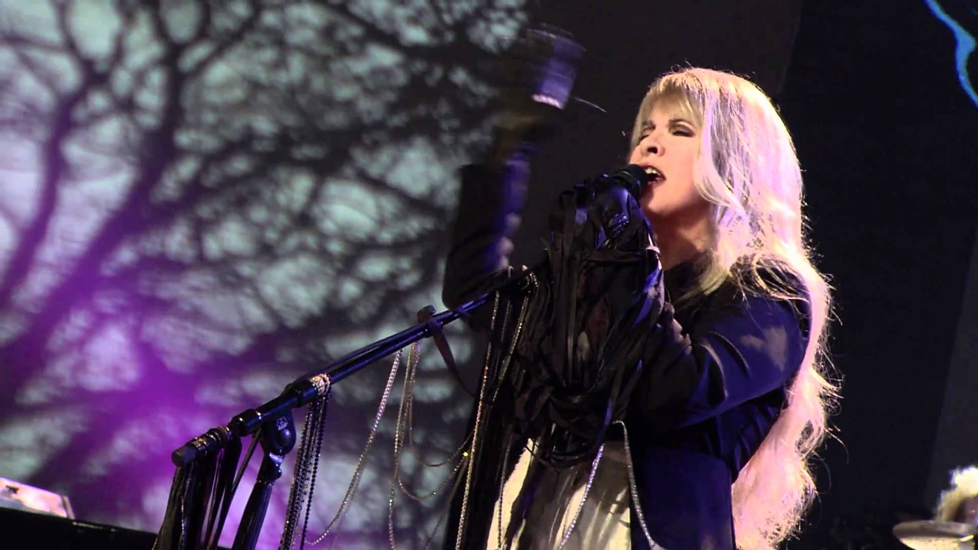 Stevie Nicks says she will never retire, plans to stay young
