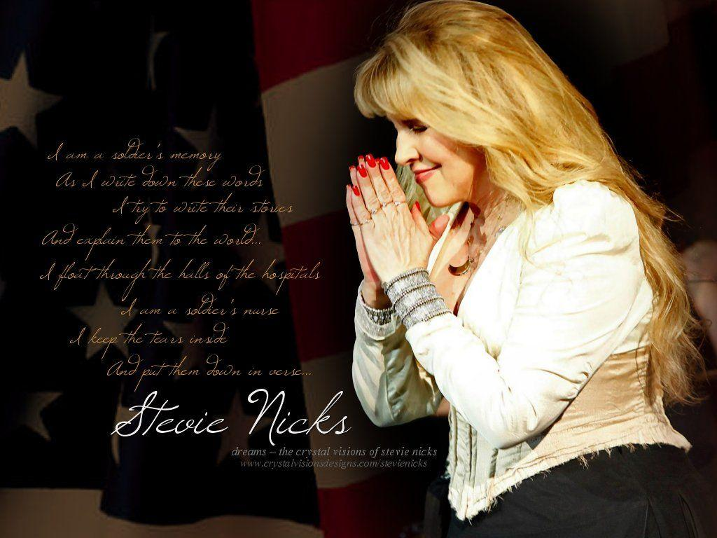 dreams ~ . ~ the crystal visions of stevie nicks . wallpapers