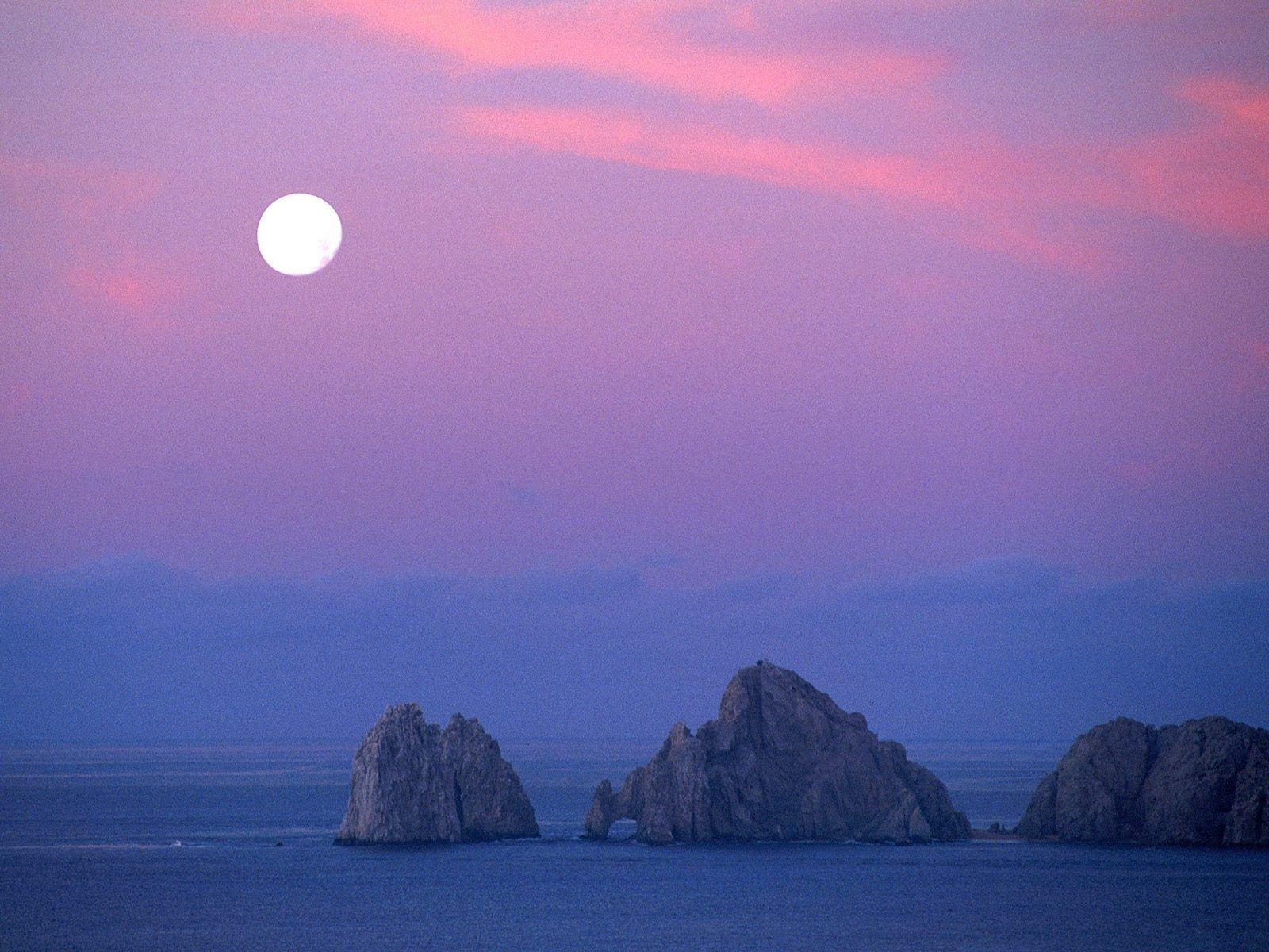 Cabo Moon Baja California Mexico picture, Cabo Moon Baja ...