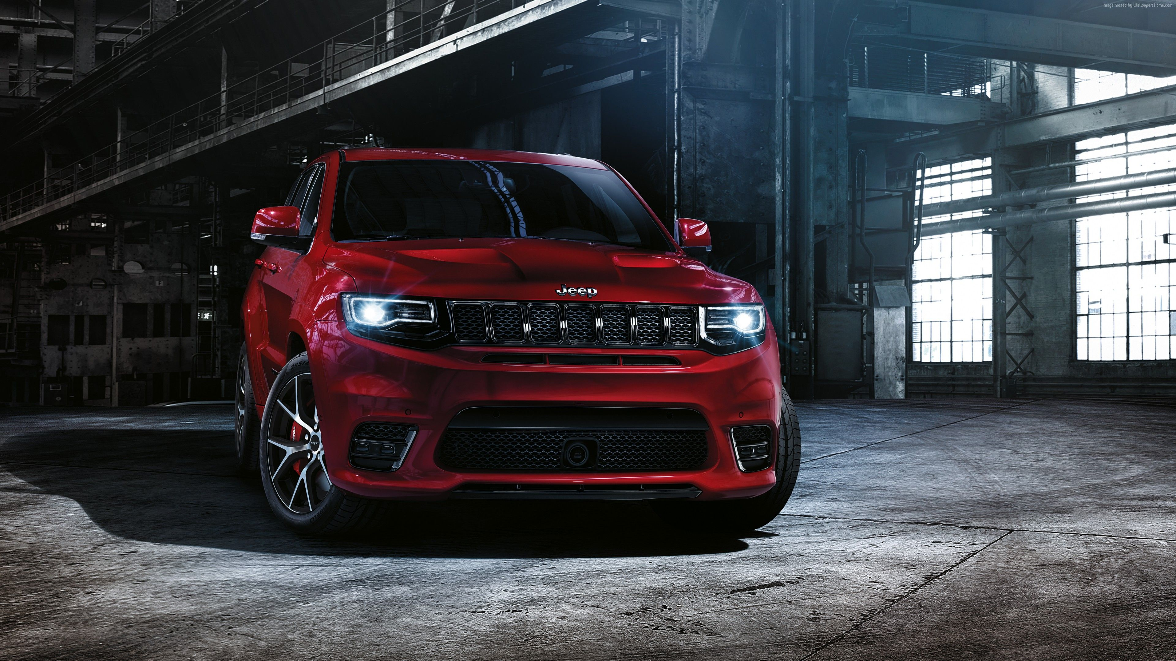 Jeep Grand Cherokee Wallpapers Wallpaper Cave