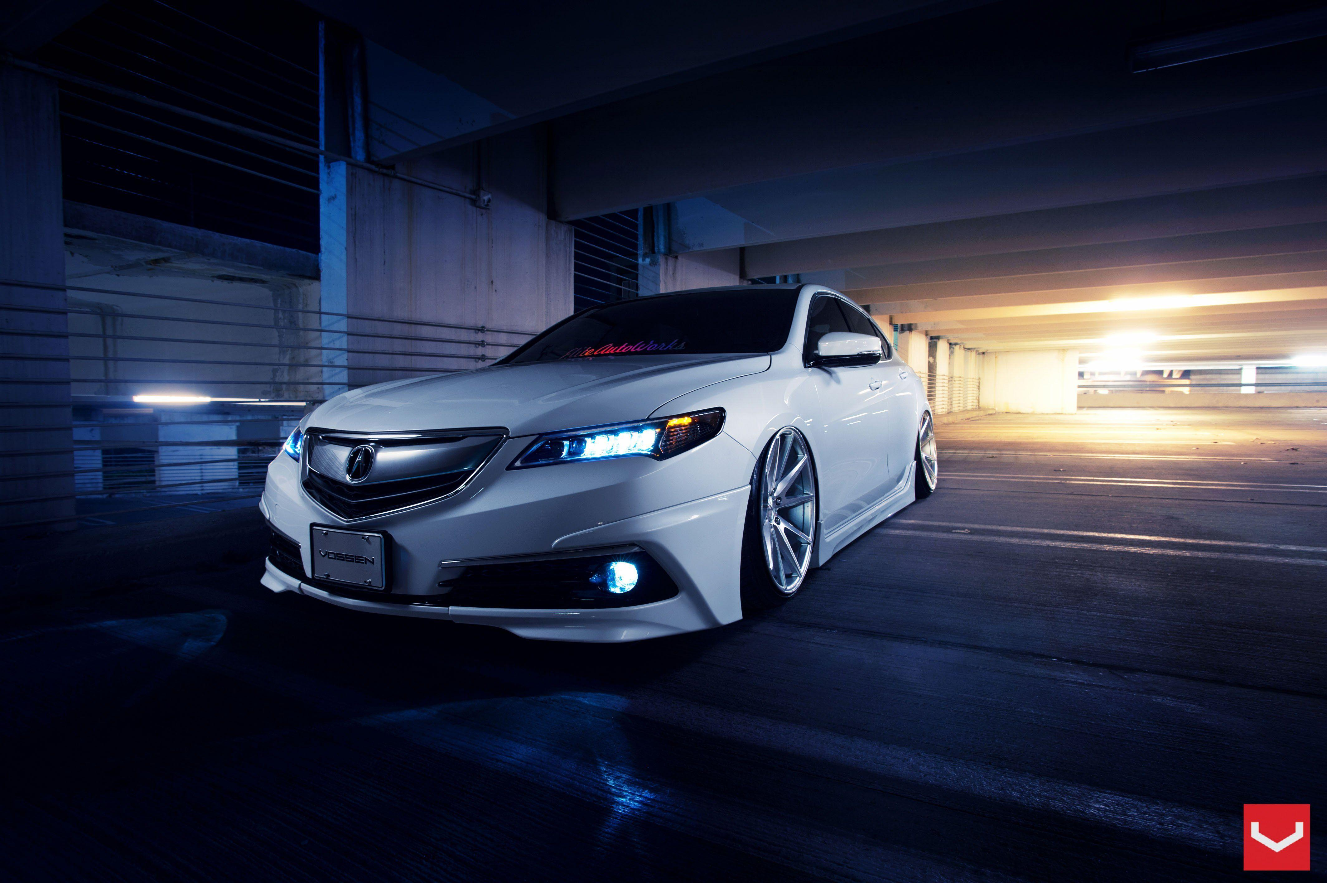 Acura TLX vossen wheels tuning cars wallpaper | 4256x2832 | 572384 ...