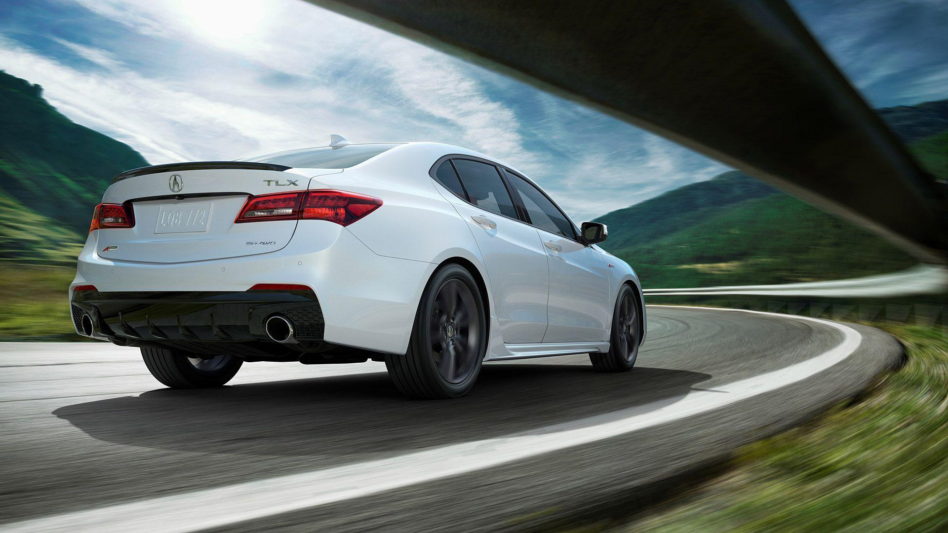 2018 Acura TLX A-Spec Wallpapers & HD Images - WSupercars