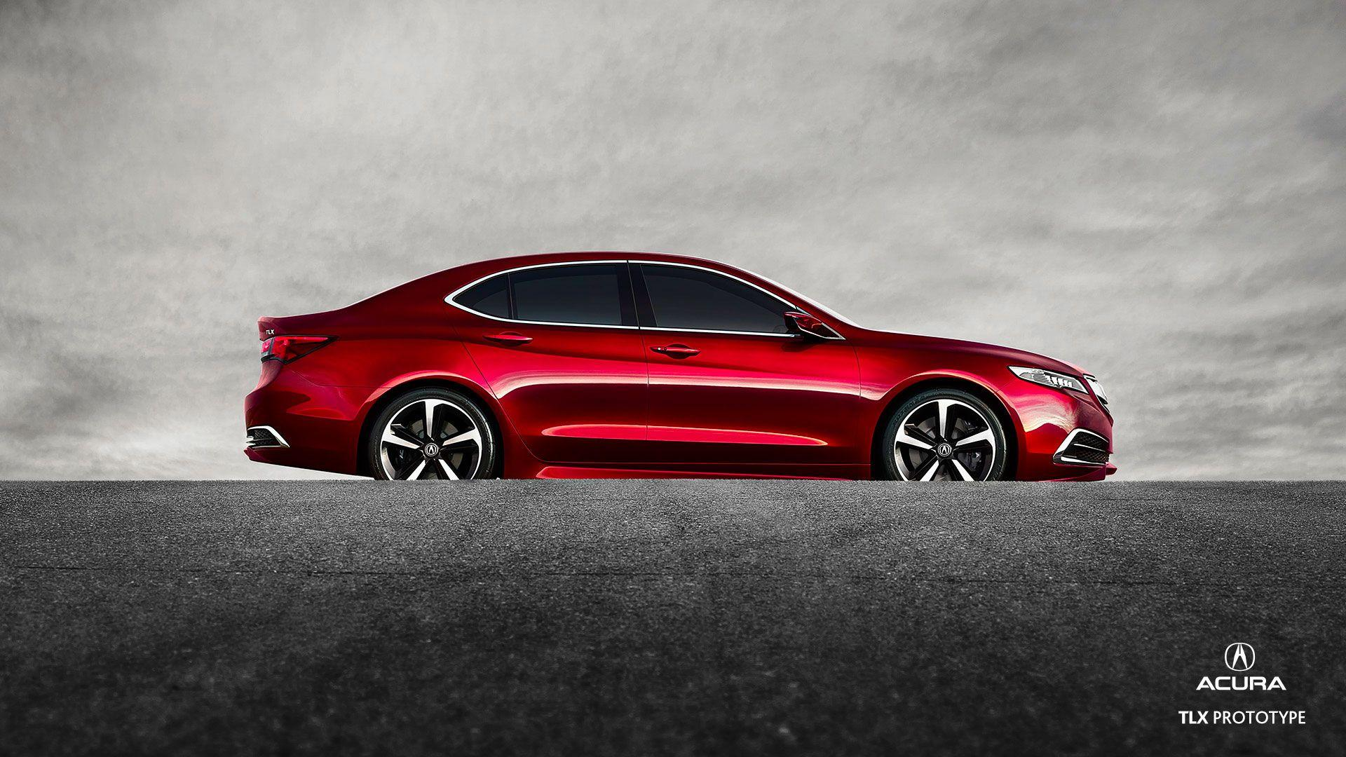Acura TLX Wallpaper - image #120
