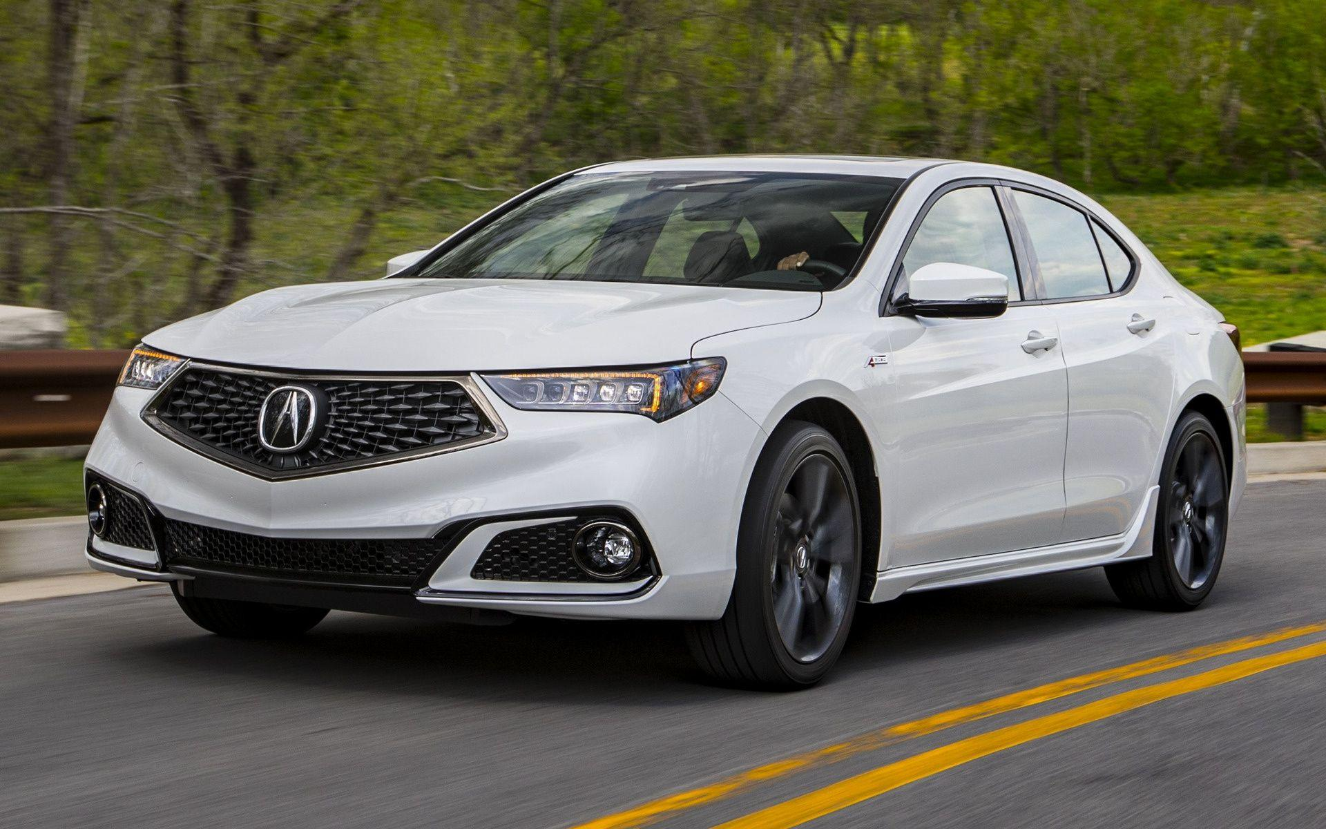 Acura TLX A-Spec (2018) Wallpapers and HD Images - Car Pixel