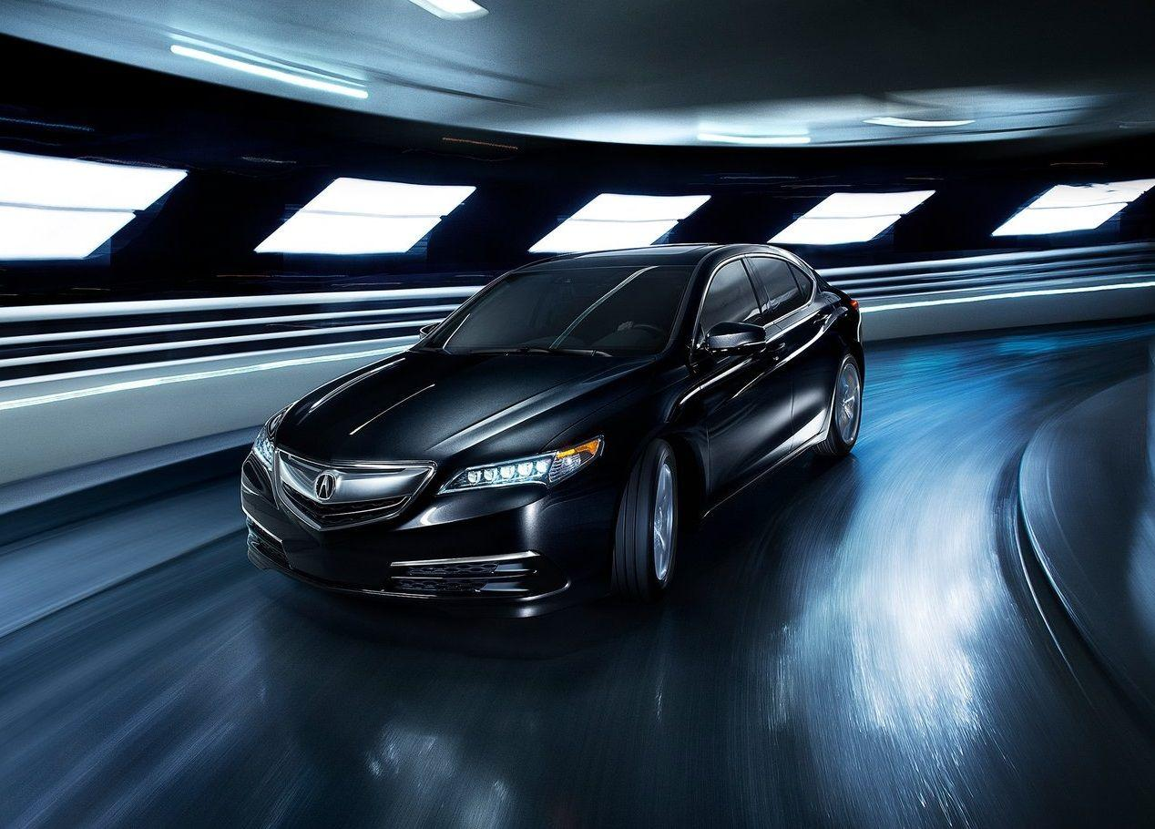 The all-new 2015 Acura TLX performance luxury sedan by - Camco ...
