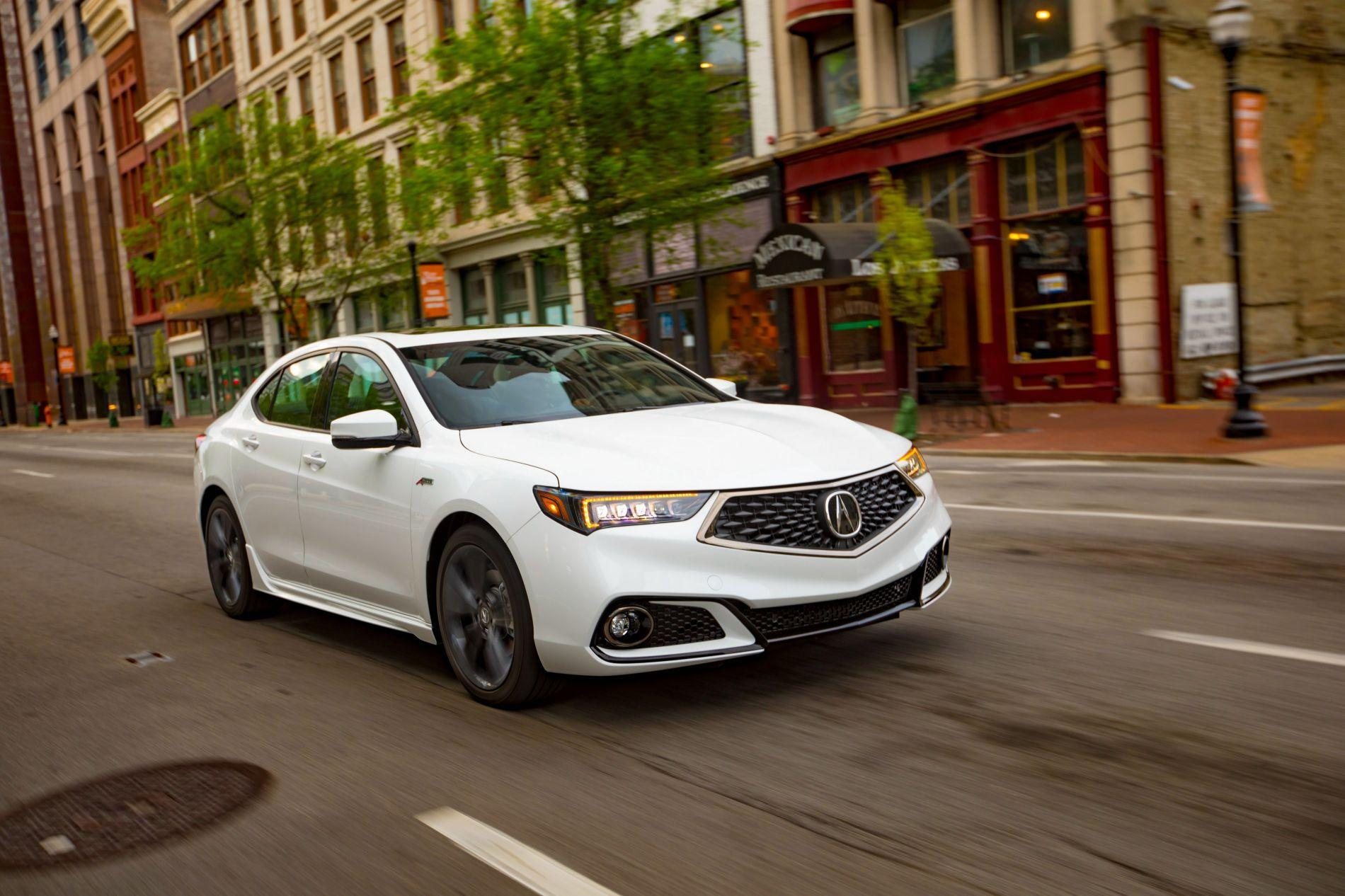 2018 Acura TLX Wallpaper #1412 - Carscool.net