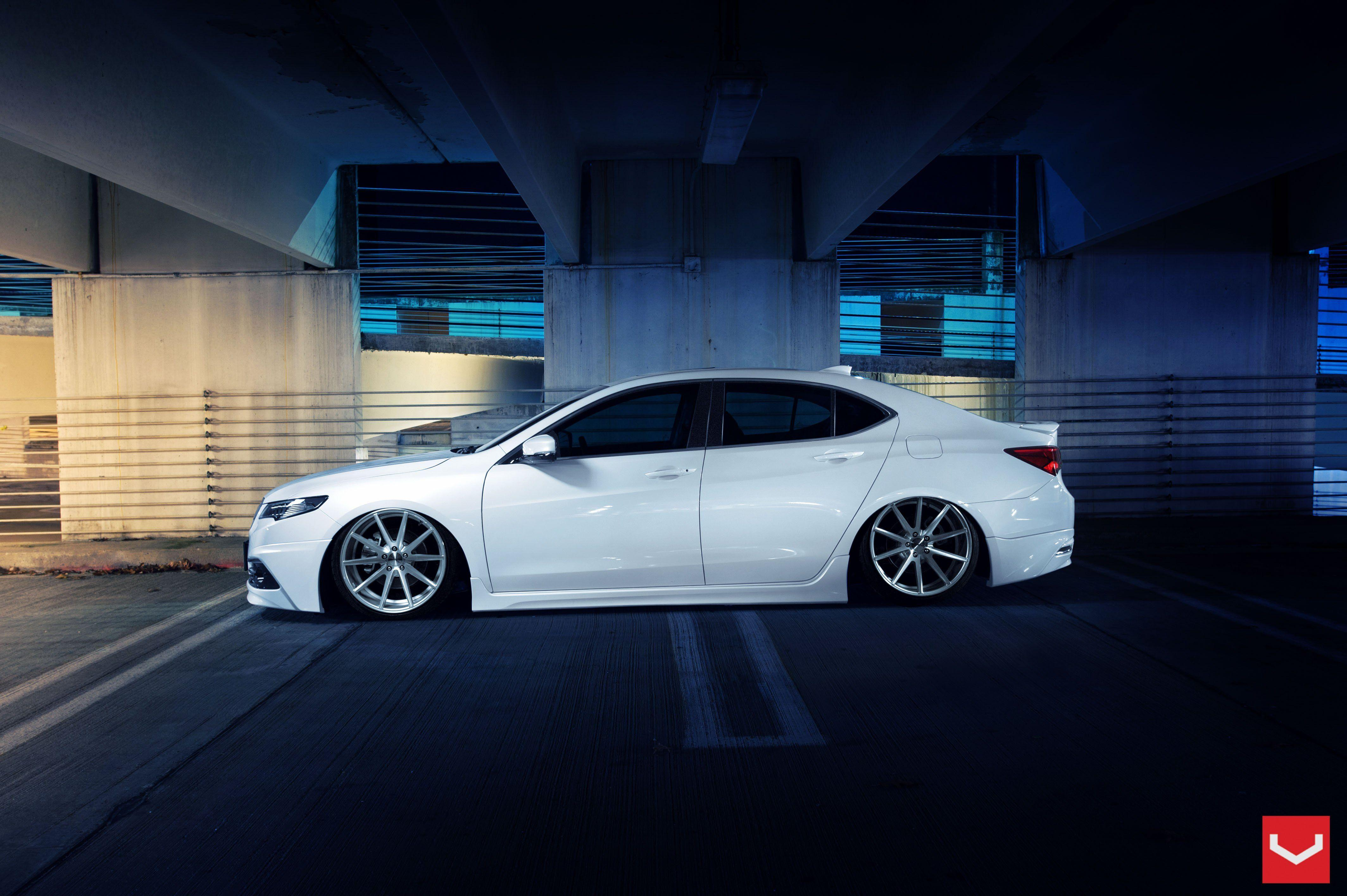 Acura TLX vossen wheels tuning cars wallpaper | 4256x2832 | 572380 ...