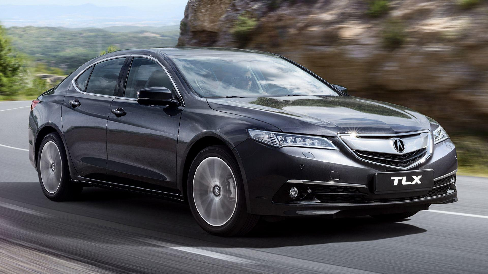 Acura TLX (2015) RU Wallpapers and HD Images - Car Pixel