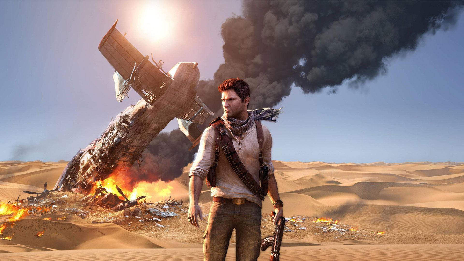 Uncharted 3 Drakes Deception Wallpapers In HD