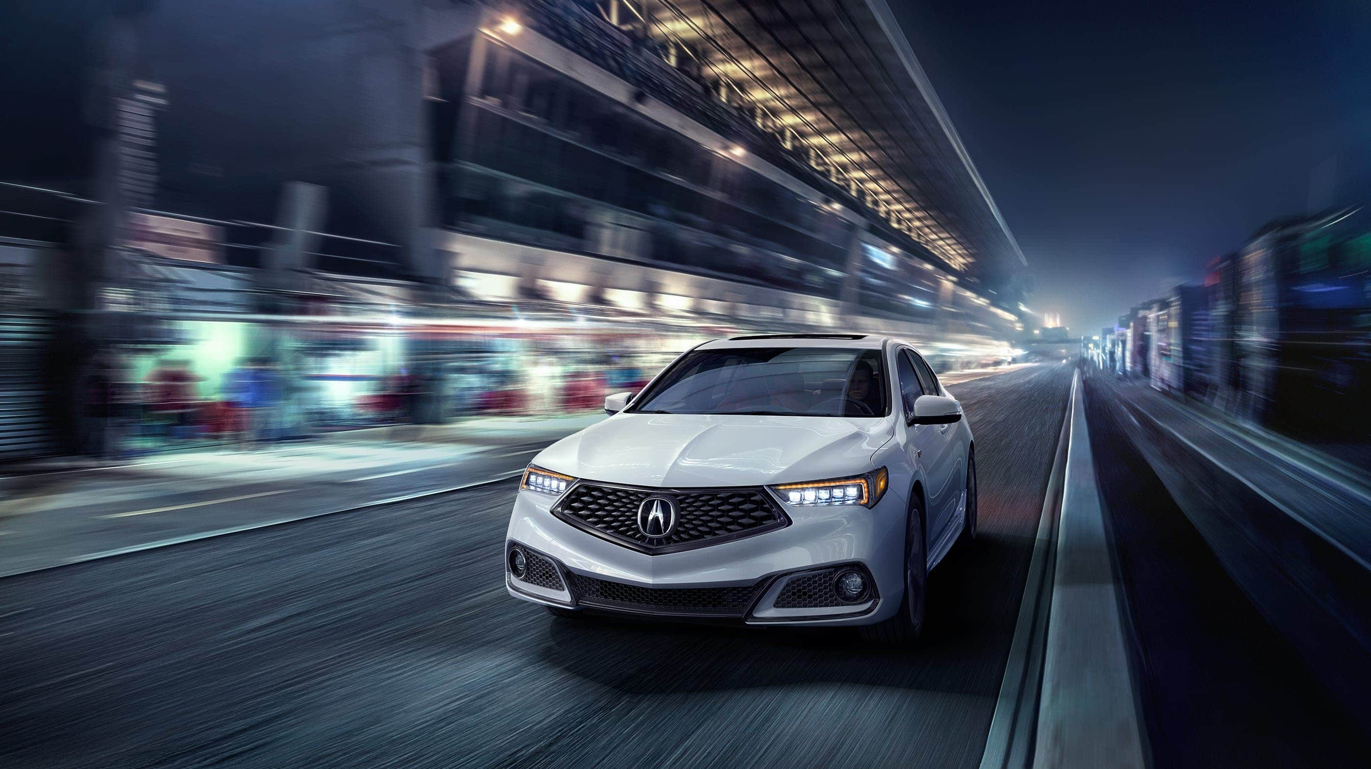 You'll Be Blown Away by the 2018 Acura TLX A-SPEC | Connecticut ...