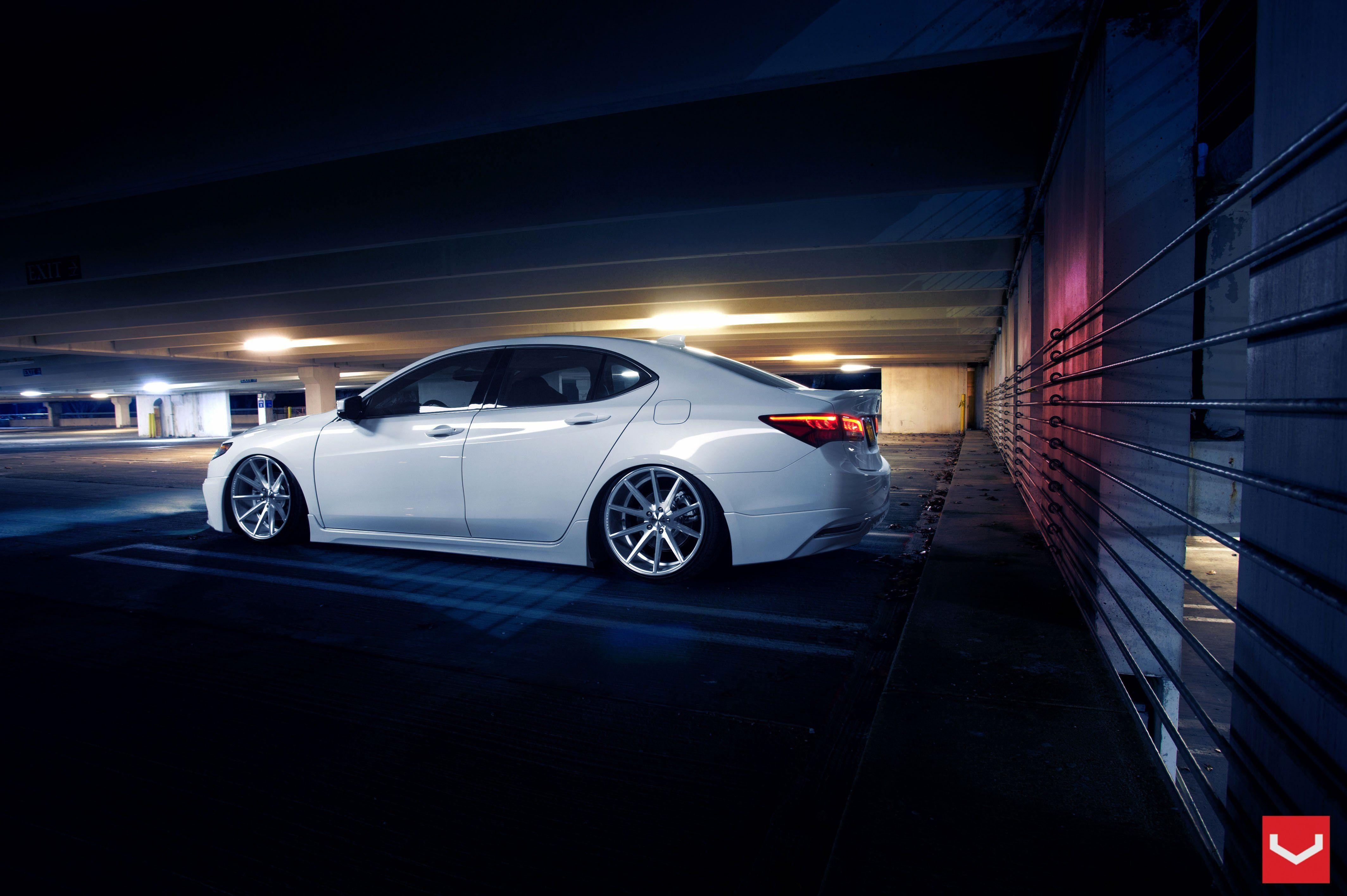 Acura TLX vossen wheels tuning cars wallpaper | 4256x2832 | 572382 ...