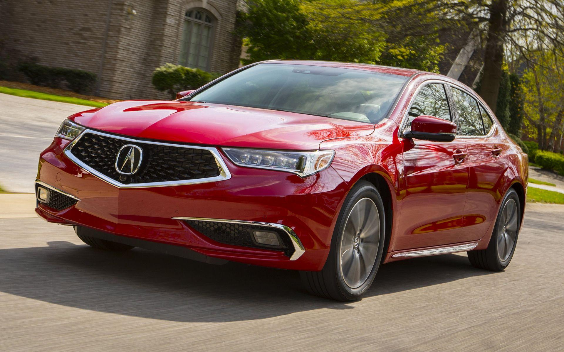 Acura TLX (2018) Wallpapers and HD Images - Car Pixel