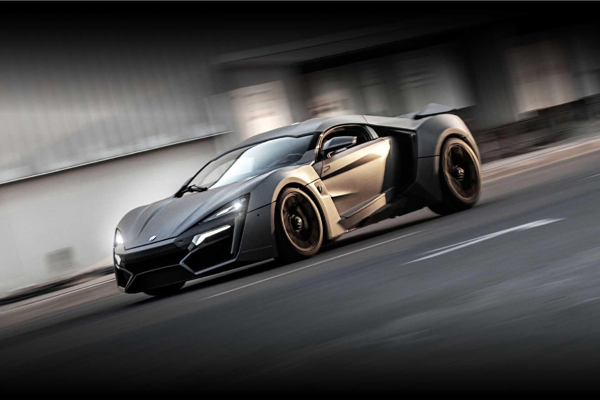 W Motors Lykan Hypersport Wallpapers Wallpaper Cave