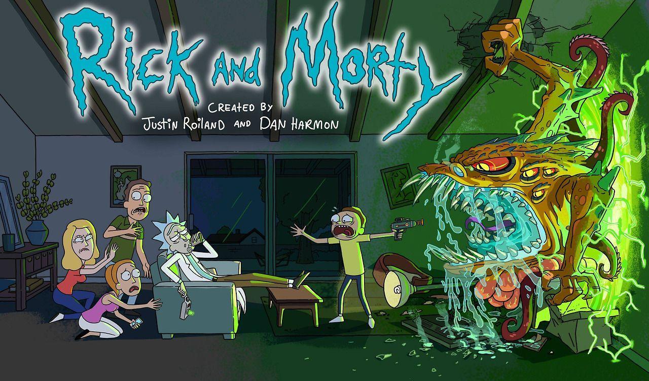 Rick And Morty Season 4 Wallpapers