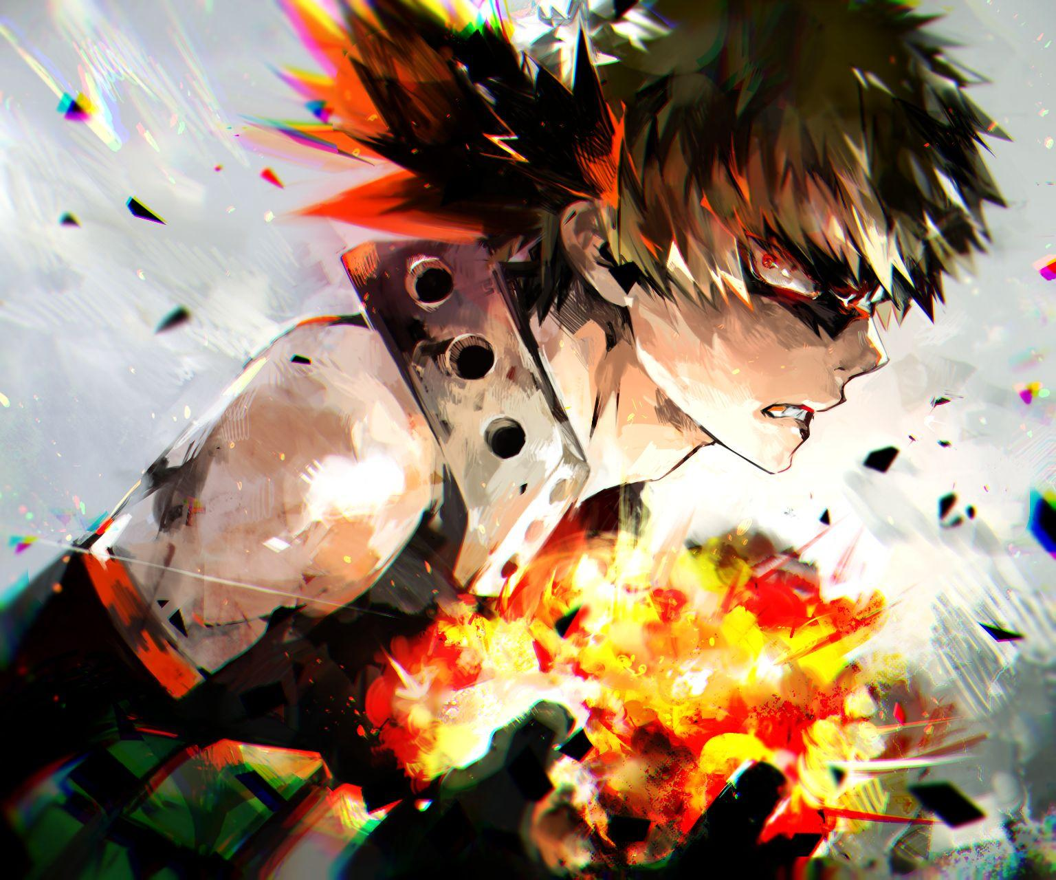 Kacchan Wallpapers Wallpaper Cave