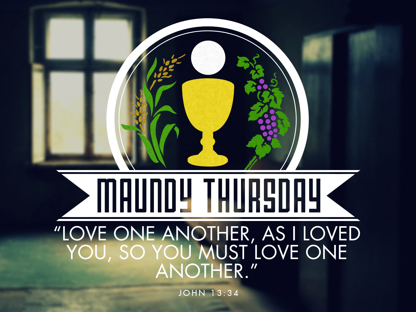 Maunday Thursday bible verses | Maundy Thursday | Thanks and ...