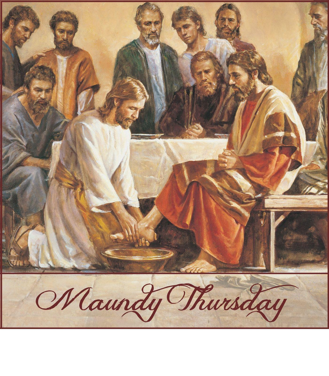 Festivals Of Life: Happy Maundy Thursday 2016 SMS, Images, Wallpapers