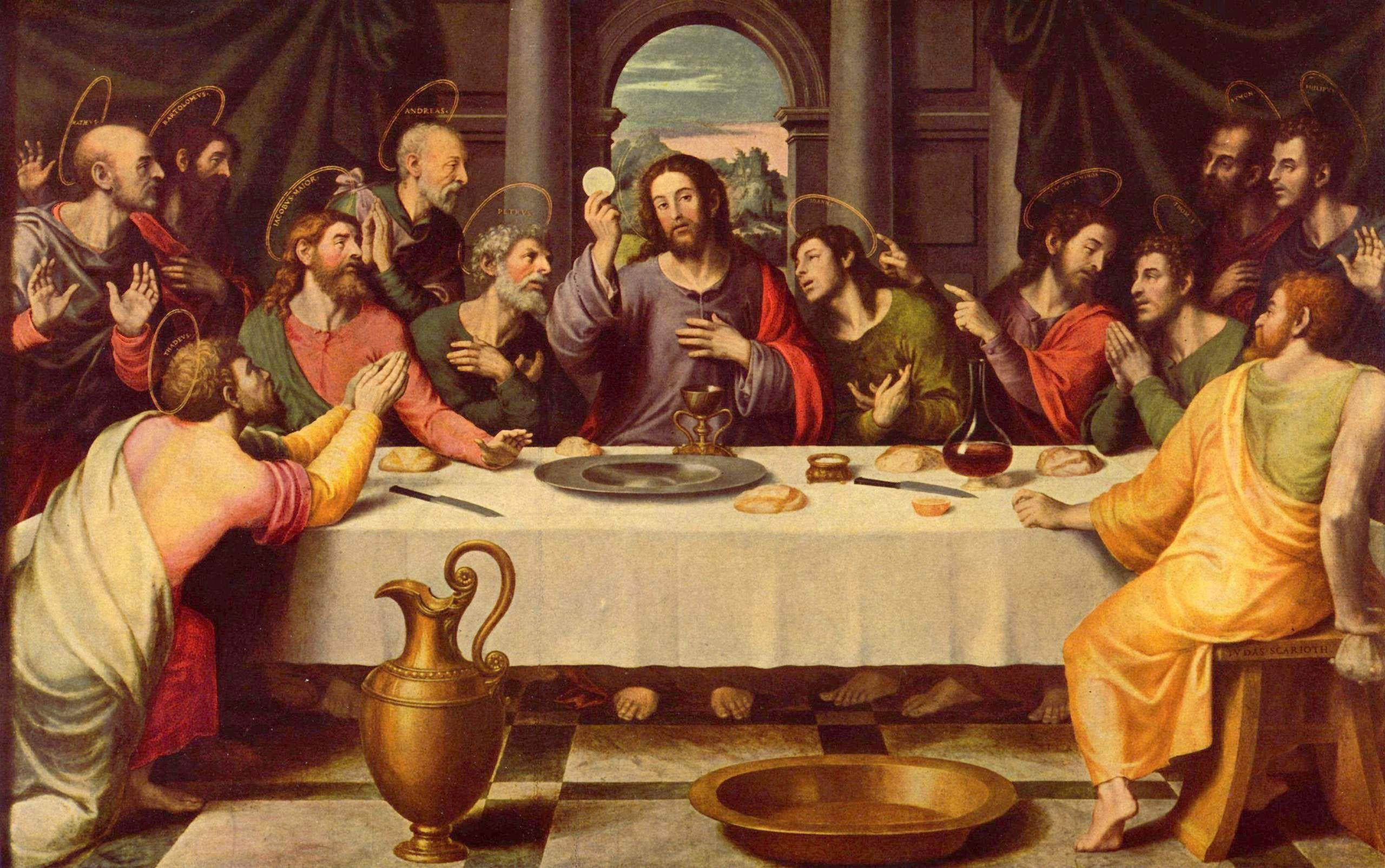 Image Maundy Thursday - Last Supper - Img 21735