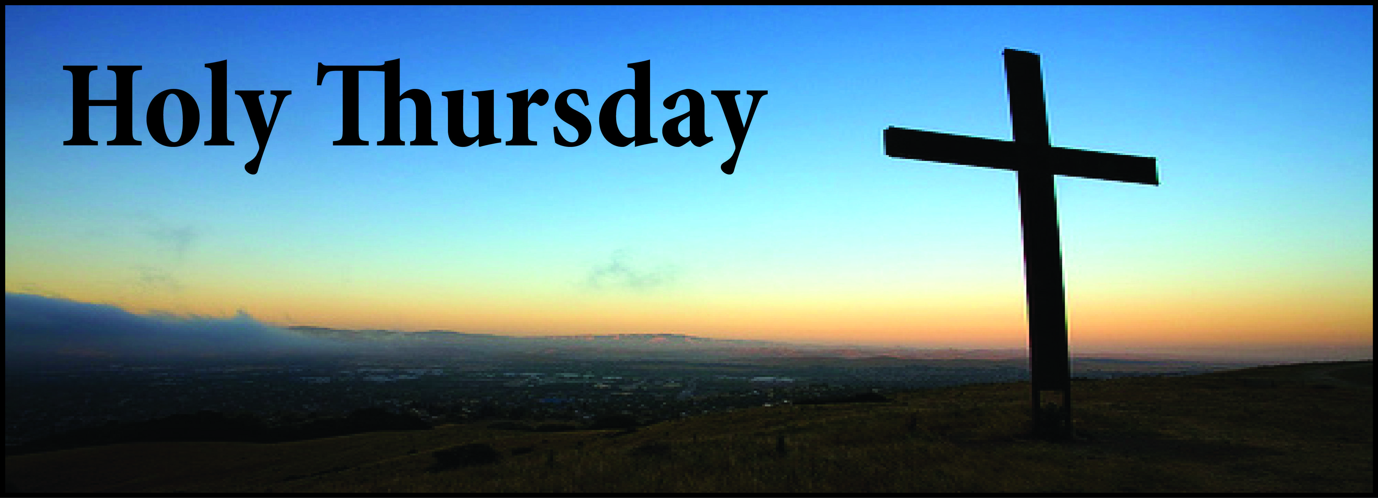 40 Adorabl Holy Thursday Wish Pictures And Photos
