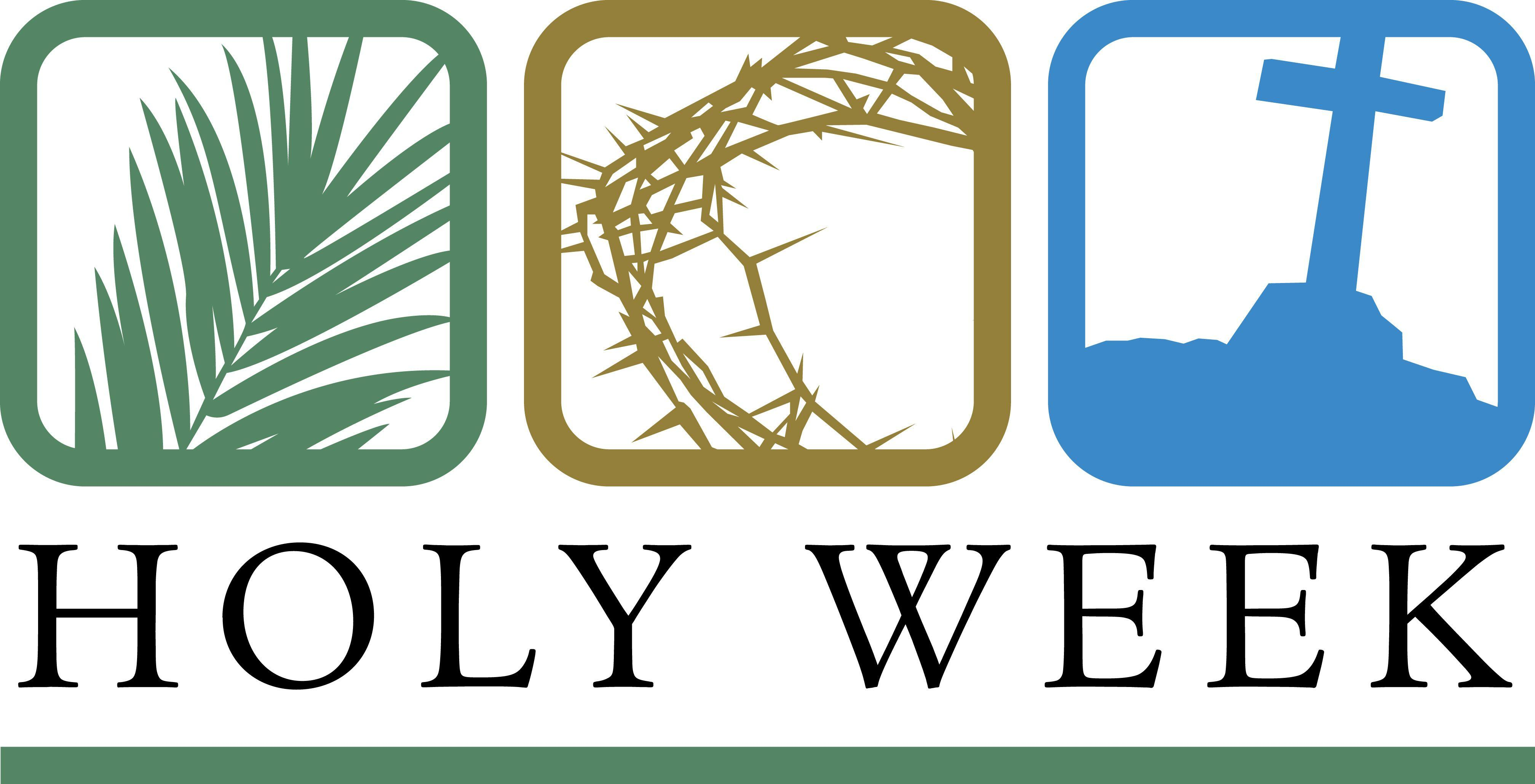 Maundy thursday clipart collection