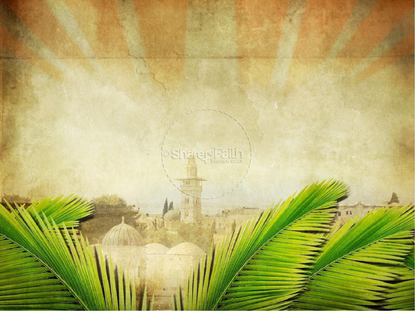 Easter Sunday Powerpoint Backgrounds HD Images