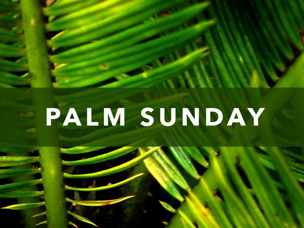 Palm Sunday Wallpapers - Wallpaper Cave