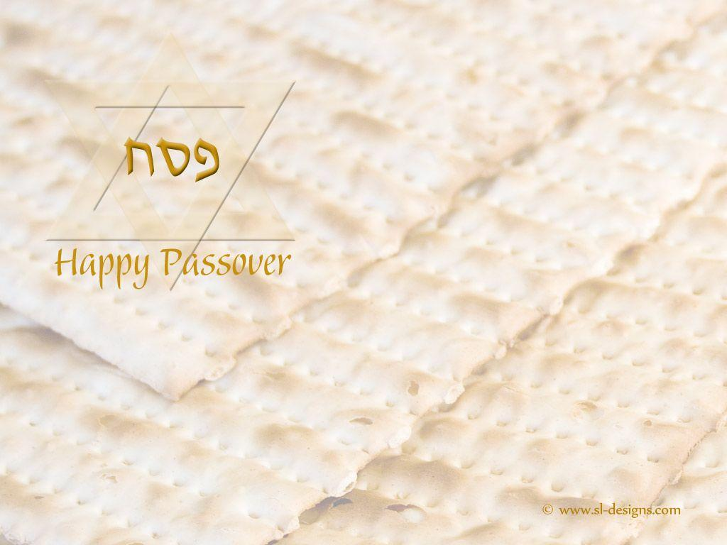 Passover Desktop Wallpaper - matzo backgound