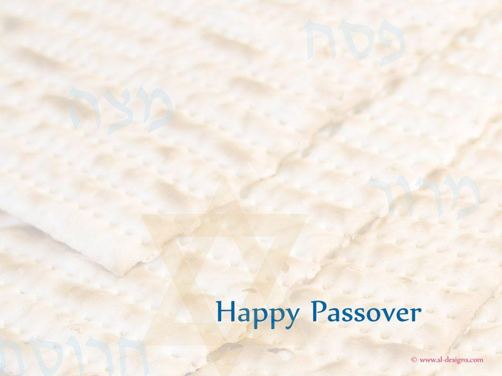 Happy Passover Desktop Wallpaper