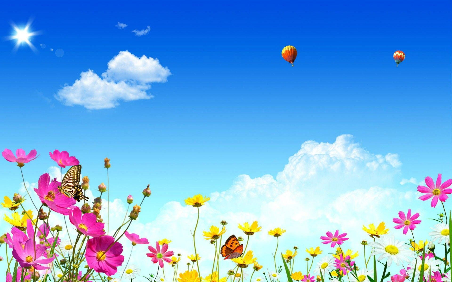 Perfect Free Spring Wallpapers For Desktop 33 - diariovea