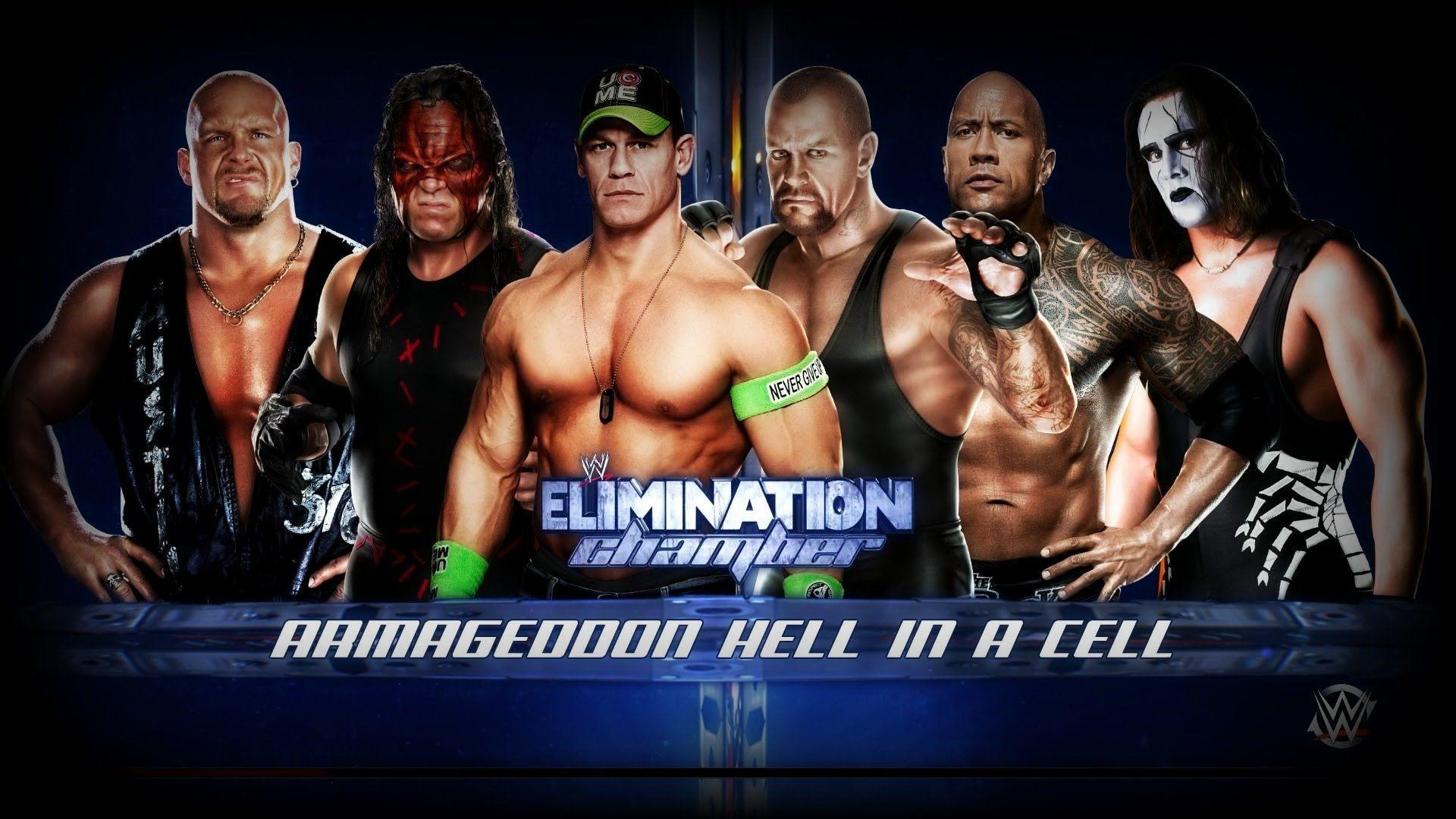 John Cena Vs Undertaker Wallpapers - Wallpaper Cave