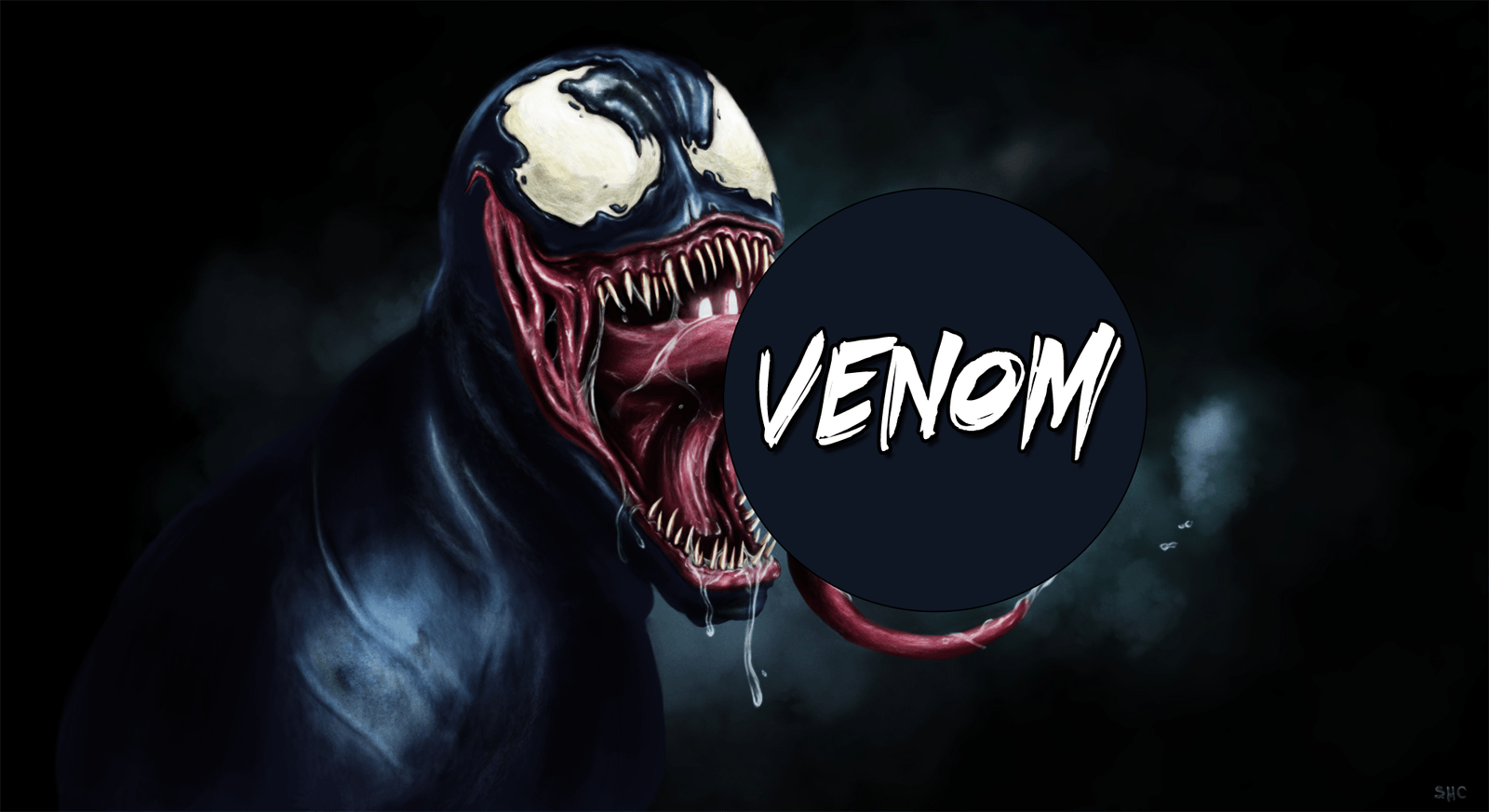 Minimalist Venom Wallpapers Wallpaper Cave
